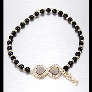 3/$20 Infinity Stretch Bracelet